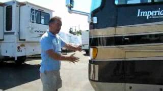 2002 Holiday Rambler Imperial 40' Class A Motorhome