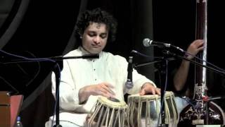 Tabla Solo - Dr. Aneesh Pradhan with Sudhir Nayak and Murad Ali