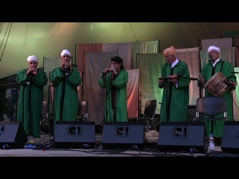 WCF 2017 - Vibrant Africa: The Master Musicians of Jajouka led by Bachir Attar (Morocco)