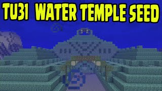 MINECRAFT PS3, PS4, Xbox, Wii U - WATER TEMPLE / Monuments SURVIVAL SEED (TU31 / 1.8)(Minecraft PS3/Xbox/PS4 Title Update TU31 or 1.8 new biomes seed! This seed has multiple new biomes including a water temple! COMMENT below YOUR ..., 2015-12-18T11:55:29.000Z)