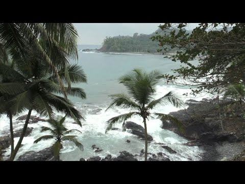 Sao Tome and Principe eyes tourism boost to economy