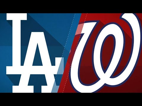 Kemp's 2-run double lifts Dodgers to 5-4 win: 5/19/18