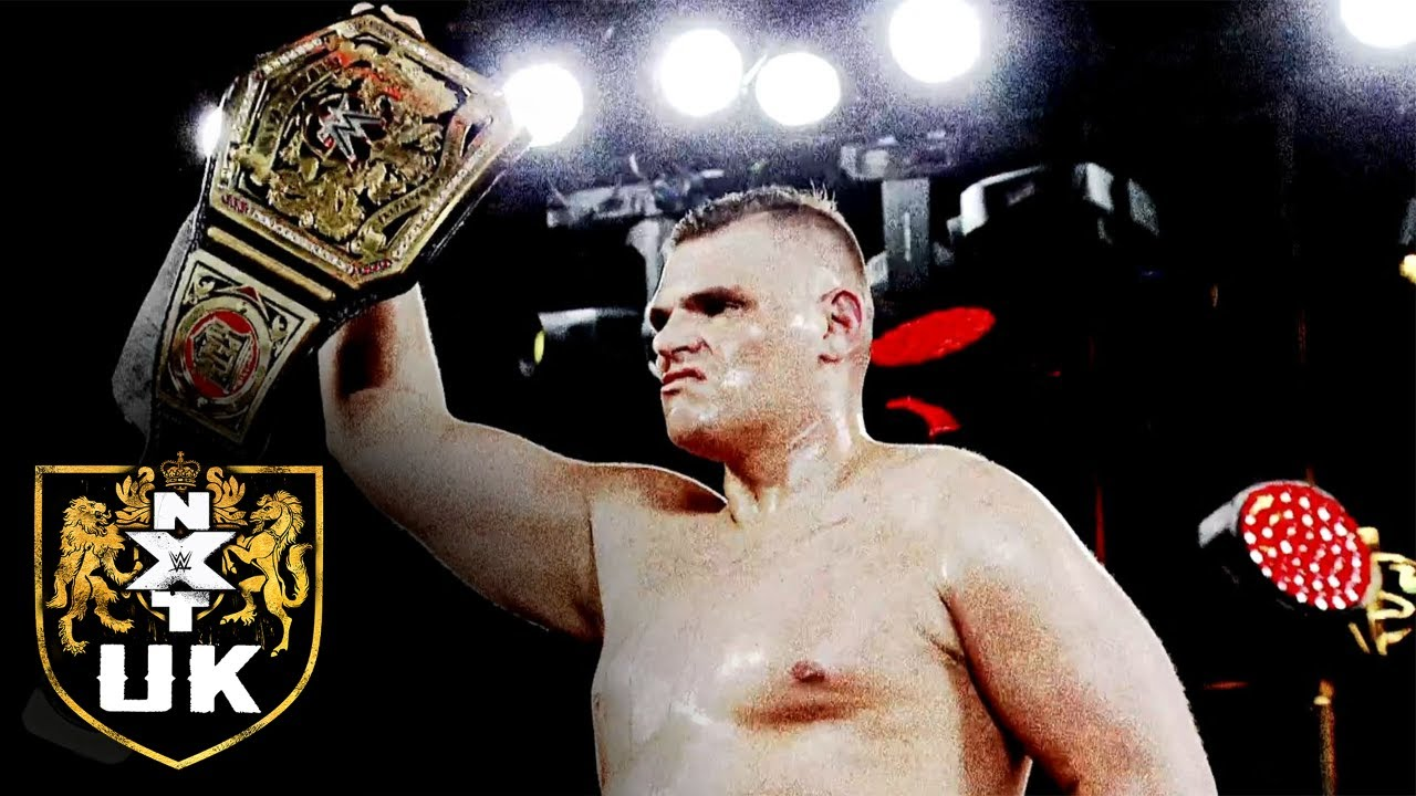 WALTER returns to NXT UK next week: NXT UK, June 3, 2021
