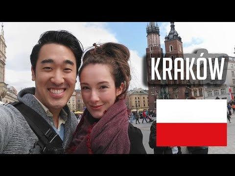 Kraków Old Town & Kazimierz Jewish Quarter (vlog #40)