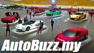 Enzo Ferrari Museum Tour in Modena, Italy - AutoBuzz.my
