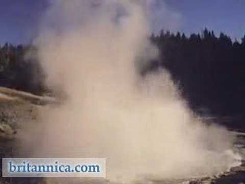 The Wilderness of Yellowstone National Park (Britannica.com)