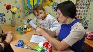Бусинка - кружок вязания в Донецке. Вязаные игрушки Алисы