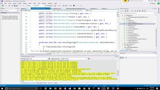 Azure SQL and Entity Framework Core and ASP.Net Core