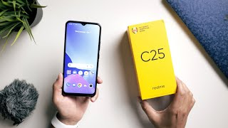 Realme C25 Unboxing and Impressions!