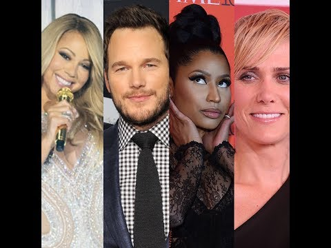 TAMPA MINUTE: WHAT DO THESE CELEBS HAVE IN COMMON?