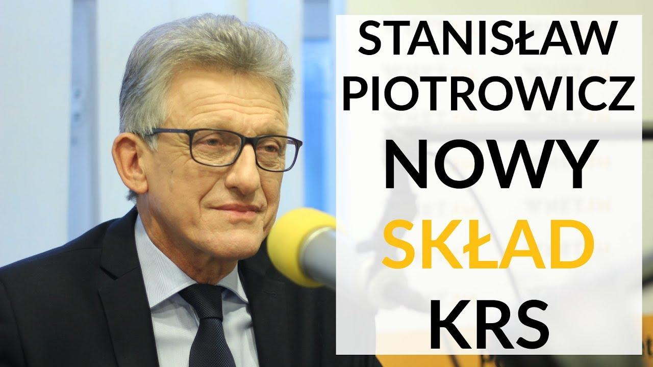 Piotrowicz: Nie formułowałem listy nowych sędziów do KRS z ramienia PiS