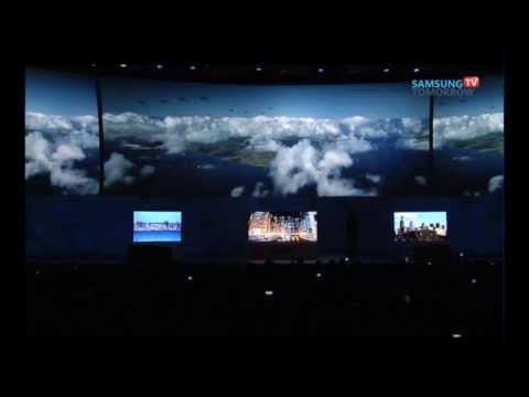 Lâm tente de commenter la Keynote Samsung @ CES 2014