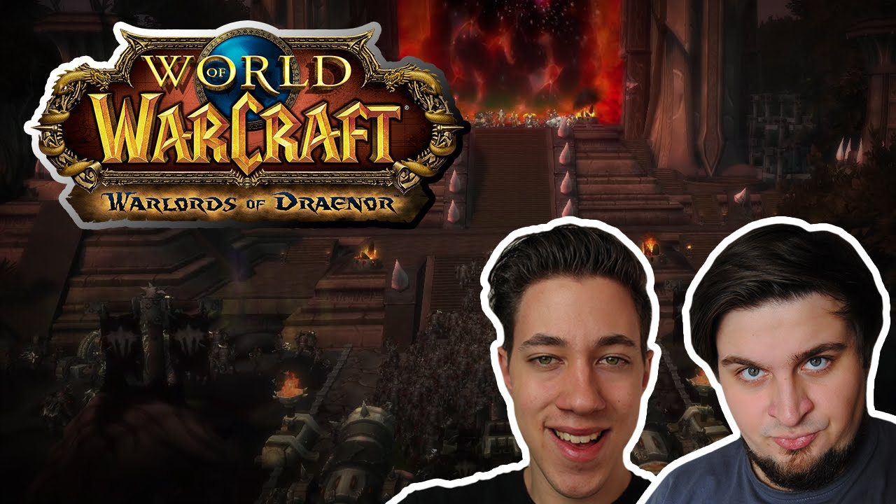 Sonntags Spack Lets Play World Of Warcraft Warlords Of Draenor