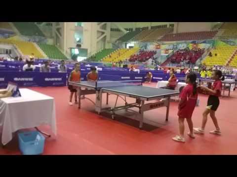 Giải bóng bàn Hanoi open 2016