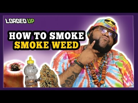 How To Smoke Weed When You Have Nothing To Smoke With? | Weed Code