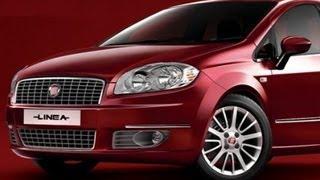 Fiat Linea Interior Exterior First Impression