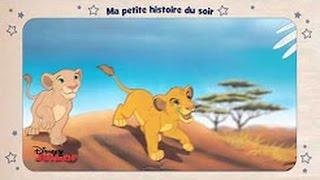 Ma petite histoire du soir - Le Roi Lion 2017