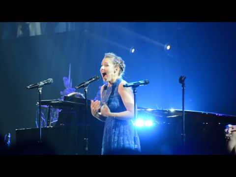 Kristen Bell at D23 -- For The First Time In Forever from YouTube · Duration:  3 minutes 53 seconds