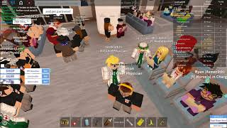 Hosting a training! Robloxian General Hospital Roblox (Part 2)