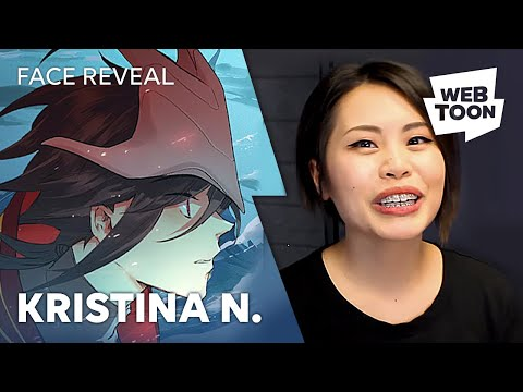 Webtoon's TRIES MAKEUP TUTORIAL FOR THE FIRST TIME • True