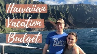 HOW WE SPENT $1,882.01 ON OUR HAWAIIAN VACATION