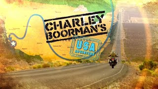 Charley Boorman's USA Adventure Trailer