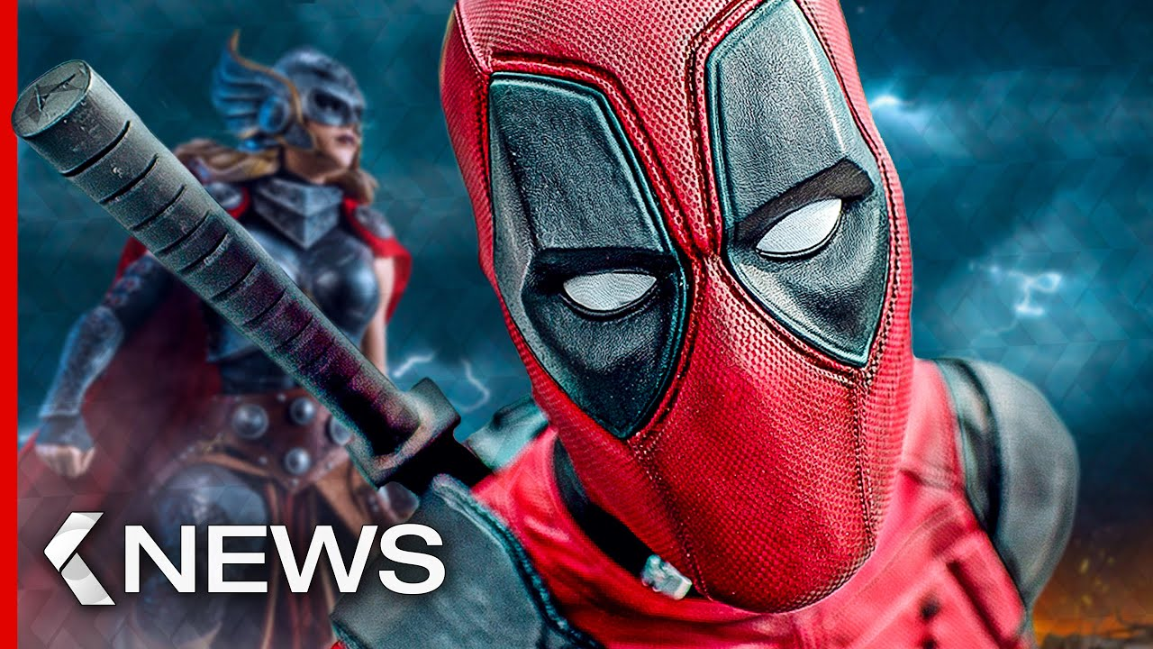 Deadpool 3, Avengers 5, The Tomorrow War... KinoCheck News