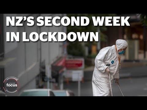 Inside isolation: New Zealand's second week in lockdown | nzherald.co.nz