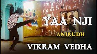 Vikram Vedha  | Yaanji  Song | Anirudh | Dance Cover |Manoj jackson Choreography