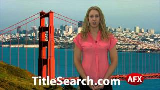 Property title records in Nevada County California | AFX