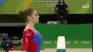 Aliya Mustafina RUS Qual BB Olympics Rio 2016