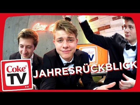 Silvester mit Dner, Jonas und izzi | #CokeTVMoment