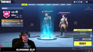Fortnite : How to add ANYONE on ANY System : PS4 : XBOX : PC : CELL : Manage Epic Friend KingBong