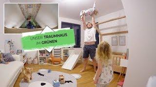 Haus umbauen & alleine mit zwei Kleinkindern 😰 Papa Vlog | Folge 25 | Isabeau