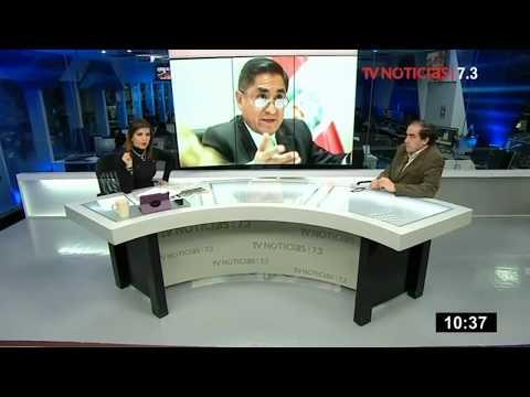 Yonhy Lescano: César Hinostroza debe ser detenido y Duberlí Rodríguez debe renunciar