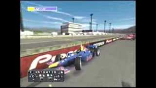 GOT TO WATCH THIS! IndyCar Series 2005 crash #4