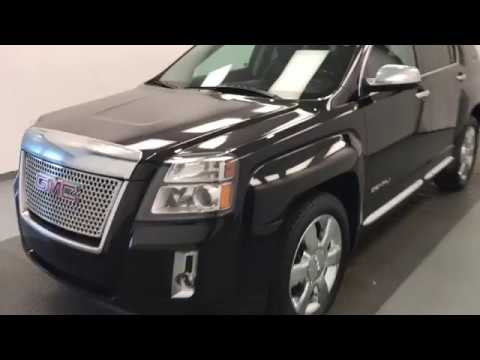 Black 2014 GMC Terrain  Review lethbridge ab - Davis GMC Buick Lethbridge Appraisal Grid