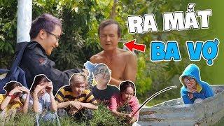 Hành trình Hà Lê về miền Tây ra mắt ba mẹ Minh Thư!!!