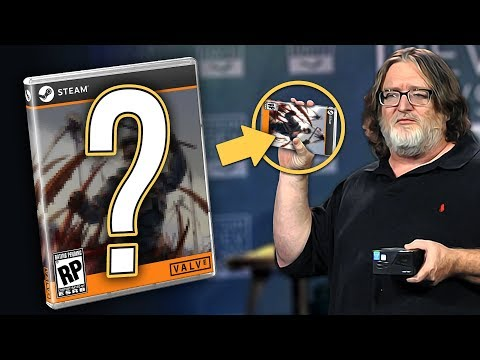 «Новая» игра от Valve / Gabe Follower