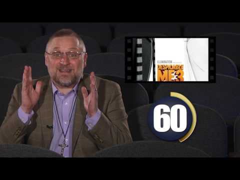 REEL FAITH 60 Second Review of DESPICABLE ME 3