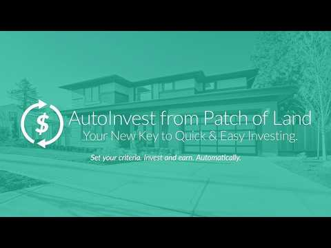 AutoInvest Product Tutorial