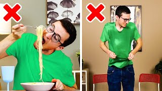 30 DAILY HACKS FOR DAILY FAILS