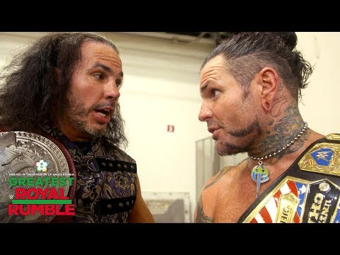 """Brother Nero is surprised by his """"Woken"""" brother after a golden expedition: Exclusive, Apr. 27, 2018"""