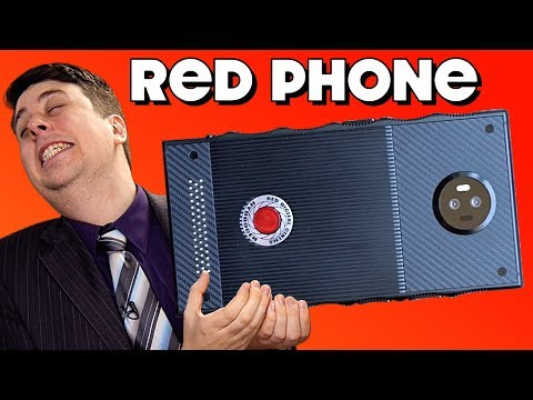 "Red Hydrogen One PARODY -  ""The One Tonne"""