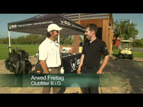 BiG beim Golf Journal 12/2011