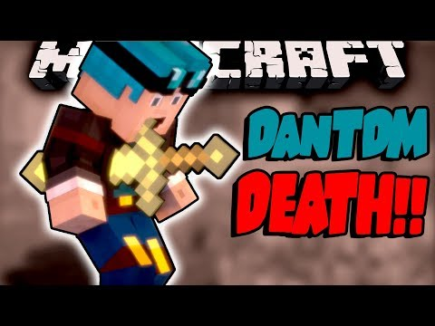 ADMIN XARA KILLED DanTDM!! - Minecraft Story Mode Season 2