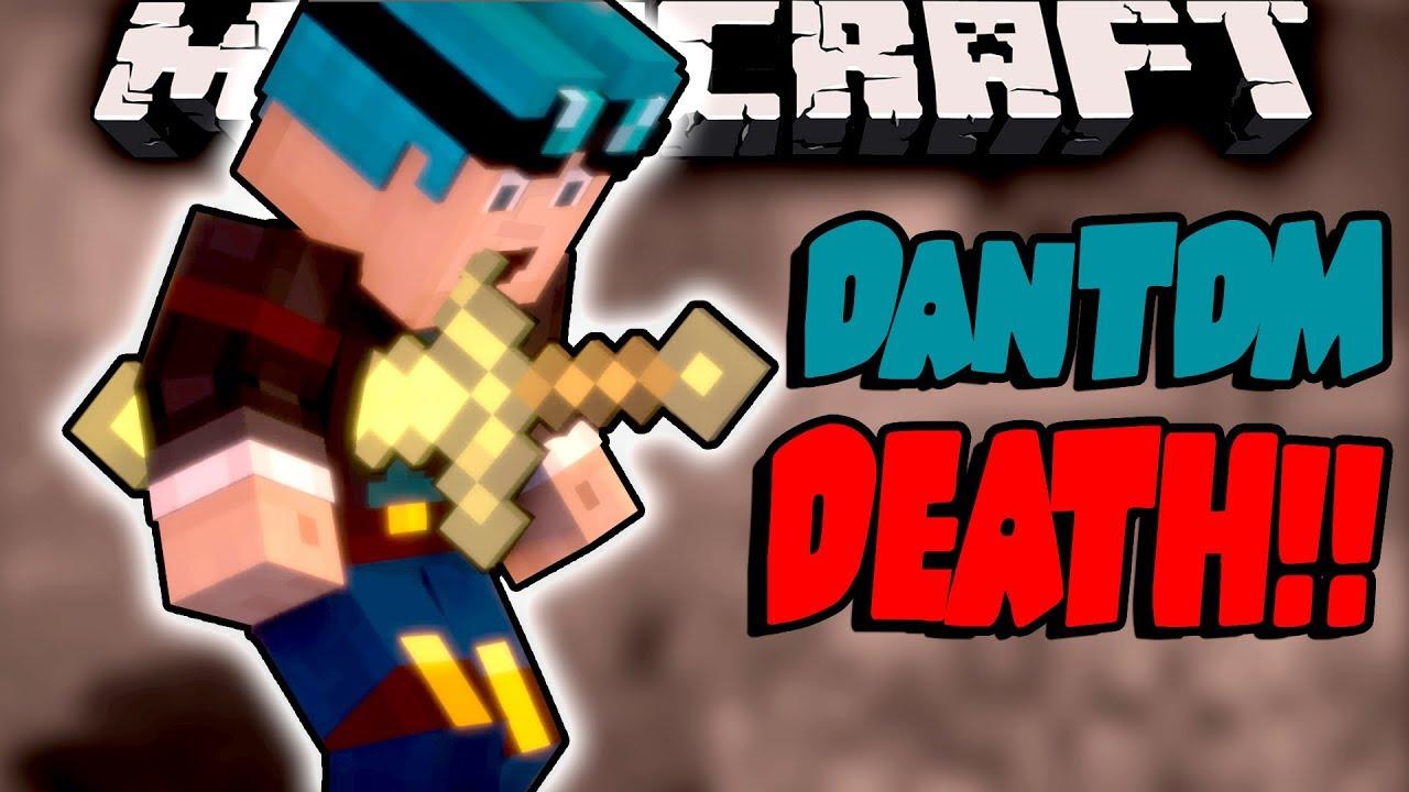 Admin Xara Killed Dantdm Minecraft Story Mode Season 2 Youtube