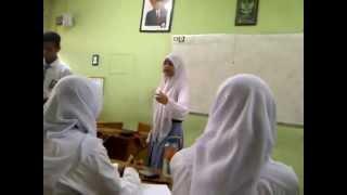 MASA SMA KELAS X PART 8  ( rapat tentang ke dufan )