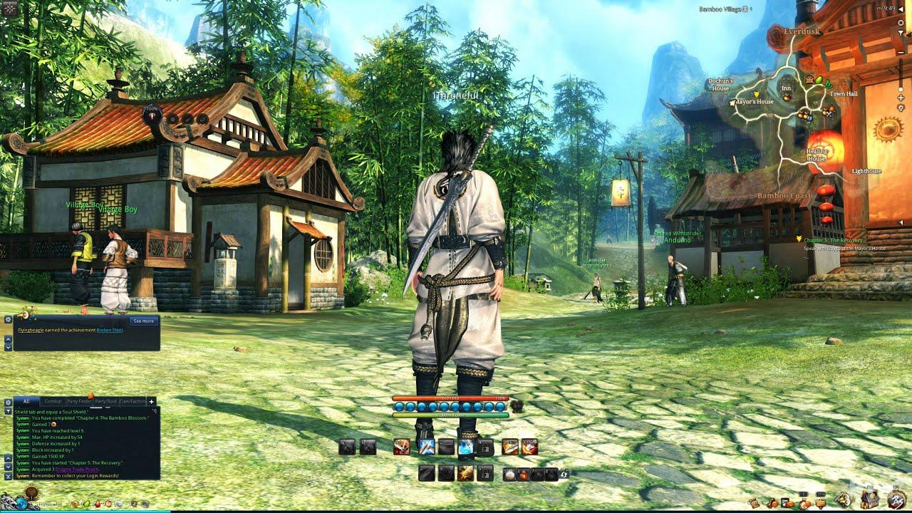 Download Blade & Soul (2021) - Gameplay (PC UHD) [4K60FPS]