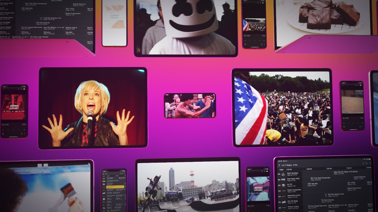 Stream Free Live TV on Plex